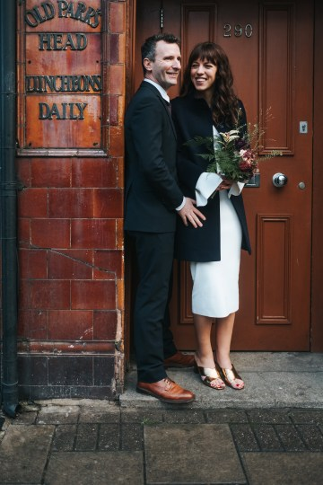 City Chic London Town Hall Winter Wedding – Miss Gen Photography 20