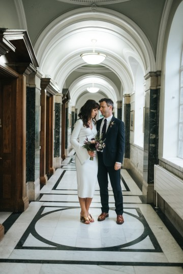 City Chic London Town Hall Winter Wedding – Miss Gen Photography 23