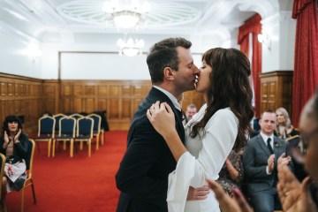 City Chic London Town Hall Winter Wedding – Miss Gen Photography 8