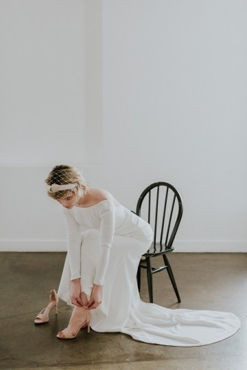 Dried Florals and Modern Minimalistic Wedding Inspiration – Maja Tsolo Photography 12