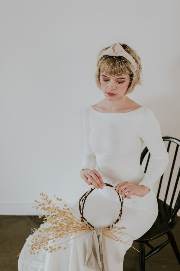 Dried Florals and Modern Minimalistic Wedding Inspiration – Maja Tsolo Photography 17