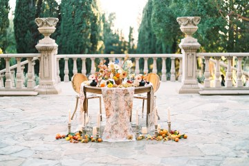 Persimmon and Pomegranate – Warm Rustic Wedding Ideas – Aiza Photography 2