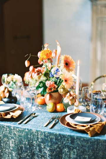 Persimmon and Pomegranate – Warm Rustic Wedding Ideas – Aiza Photography 31