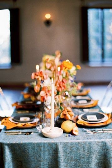 Persimmon and Pomegranate – Warm Rustic Wedding Ideas – Aiza Photography 7