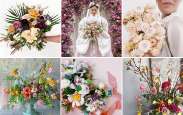 20 NYC Wedding Florists For Every Type Of Bride
