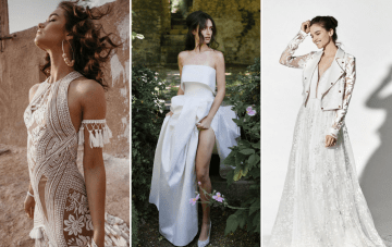 7 Stunning Wedding Dresses For The Unconventional Bride