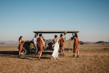 Adventurous Namibia Desert Safari Wedding – Nifty Studio Photography 42