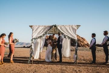 Adventurous Namibia Desert Safari Wedding – Nifty Studio Photography 43