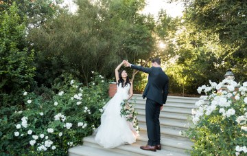 Whimsical Pink Southern California Ranch Wedding