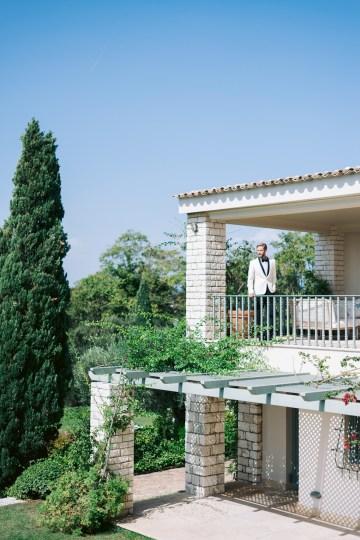 Modern Fashion-Forward Black White and Pink Greek Wedding Inspiration – Panos Demiropoulos 13