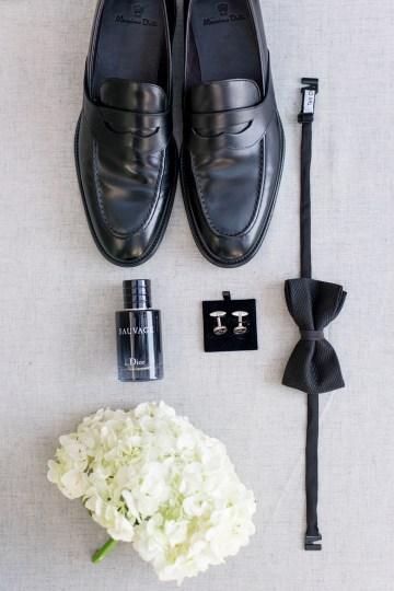 Modern Fashion-Forward Black White and Pink Greek Wedding Inspiration – Panos Demiropoulos 3