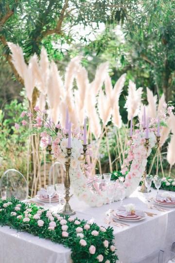 Modern Fashion-Forward Black White and Pink Greek Wedding Inspiration – Panos Demiropoulos 31