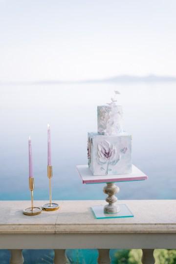 Modern Fashion-Forward Black White and Pink Greek Wedding Inspiration – Panos Demiropoulos 35