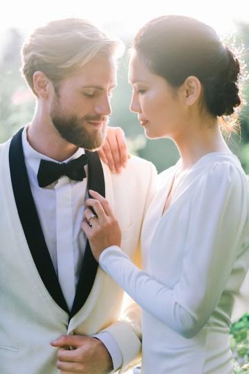 Modern Fashion-Forward Black White and Pink Greek Wedding Inspiration – Panos Demiropoulos 42