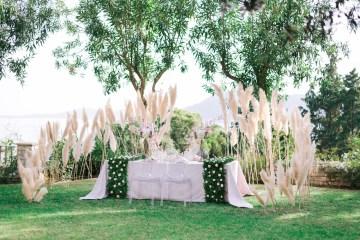 Modern Fashion-Forward Black White and Pink Greek Wedding Inspiration – Panos Demiropoulos 51
