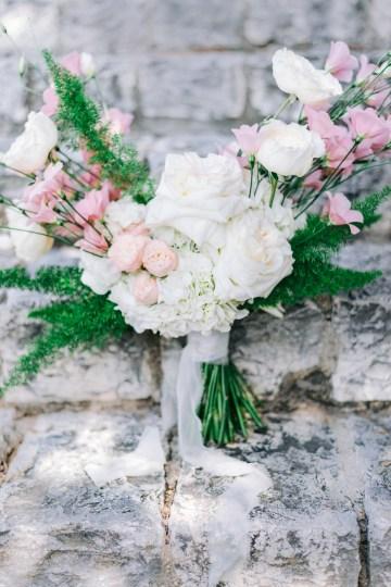 Modern Fashion-Forward Black White and Pink Greek Wedding Inspiration – Panos Demiropoulos 9