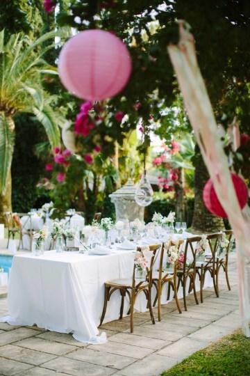 Posh Mallorca Pool Party Wedding at a Rustic Spanish Villa – Sandra Manas 35