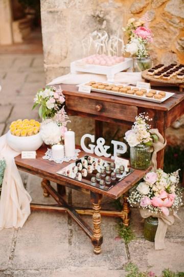 Posh Mallorca Pool Party Wedding at a Rustic Spanish Villa – Sandra Manas 44