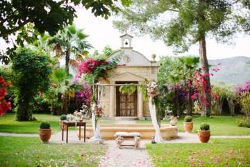 Posh Mallorca Pool Party Wedding at a Rustic Spanish Villa – Sandra Manas 52