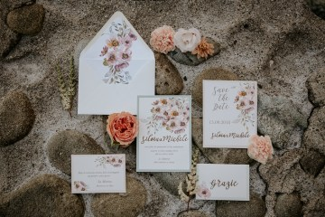 Rose Gold and Copper Cinque Terre Fall Wedding Inspiration – Di Luce e d Ombra – Greta Betton Wedding Planner 6