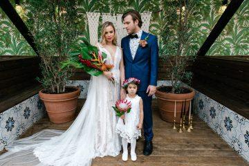 Bold Tropical Wedding Inspiration – Katerina Antos-Lewis Photography 12