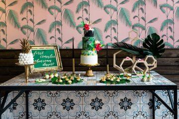 Bold Tropical Wedding Inspiration – Katerina Antos-Lewis Photography 3