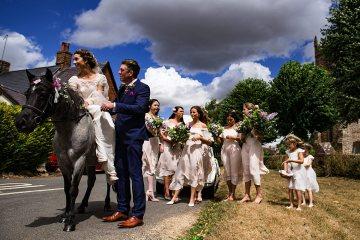 Charming English Wildflower Wedding At The Family Farm – Jonny Barratt Wedding Photography 2
