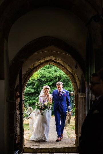 Charming English Wildflower Wedding At The Family Farm – Jonny Barratt Wedding Photography 21