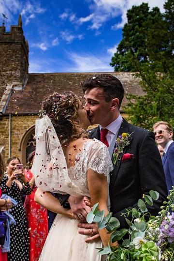 Charming English Wildflower Wedding At The Family Farm – Jonny Barratt Wedding Photography 26
