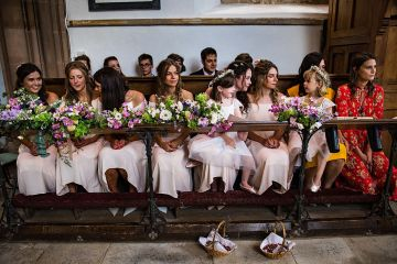 Charming English Wildflower Wedding At The Family Farm – Jonny Barratt Wedding Photography 4