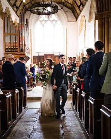 Charming English Wildflower Wedding At The Family Farm – Jonny Barratt Wedding Photography 46