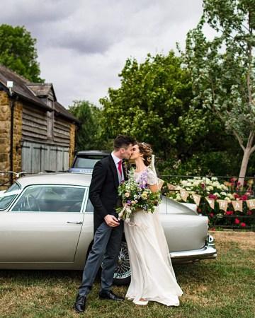 Charming English Wildflower Wedding At The Family Farm – Jonny Barratt Wedding Photography 53