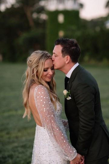 Chic Australian Garden Wedding with A Sparkling Wedding Dress – David Campbell Imagery 23