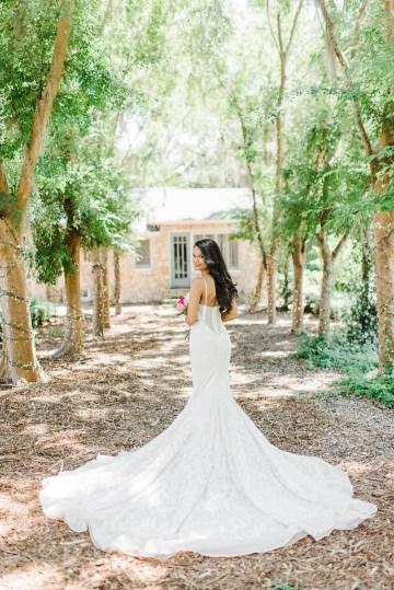 Elegant Blush Southern Plantation Wedding – Molliner Photography 16