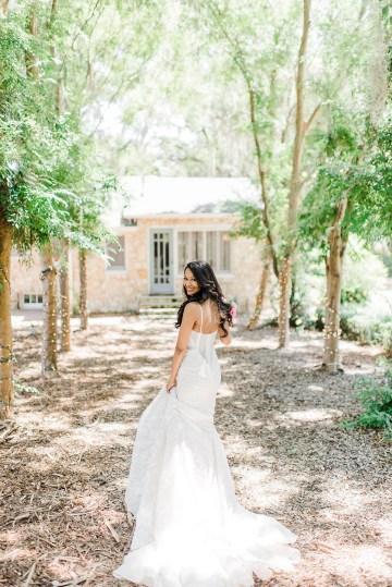 Elegant Blush Southern Plantation Wedding – Molliner Photography 19