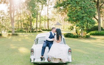 Elegant Florida Wedding Rich With Southern Tradition