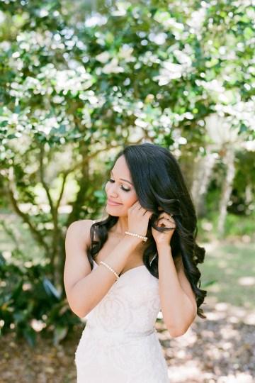 Elegant Blush Southern Plantation Wedding – Molliner Photography 9