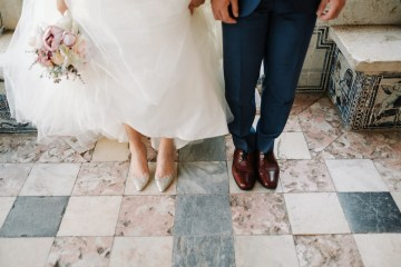 Historical Blue-tiled Palace Destination Wedding in Portugal – Jesus Caballero Photography 29
