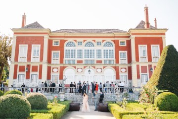 Historical Blue-tiled Palace Destination Wedding in Portugal – Jesus Caballero Photography 32