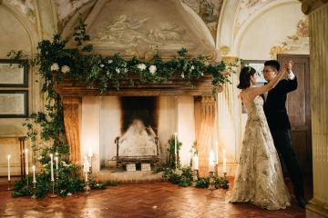 Lavish Jazz-era Italian Destination Wedding – Stefano Santucci 72