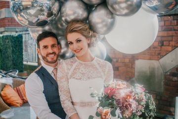 Vintage Glamour Wedding Inspiration in Manchester – Gail Secker Photography 3