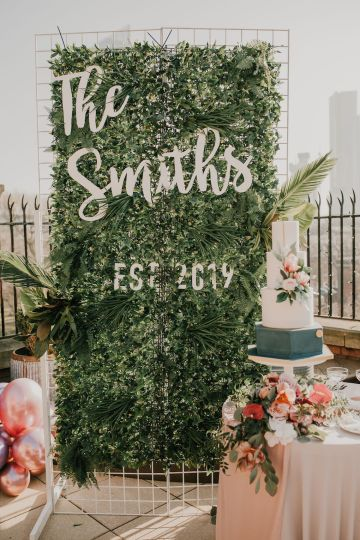 Vintage Glamour Wedding Inspiration in Manchester – Gail Secker Photography 32