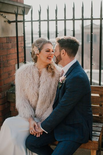 Vintage Glamour Wedding Inspiration in Manchester – Gail Secker Photography 46