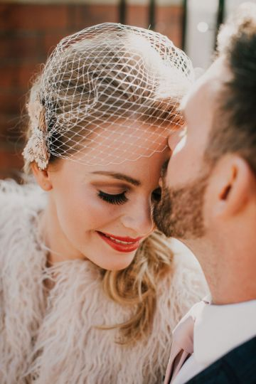 Vintage Glamour Wedding Inspiration in Manchester – Gail Secker Photography 47