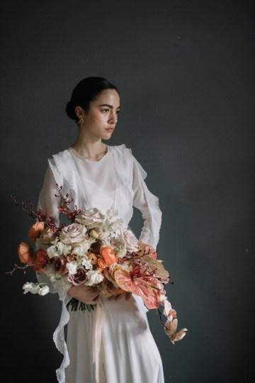 Artistic Avant-Garde Spanish Wedding Inspiration – Vanessa Illi 16