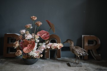 Artistic Avant-Garde Spanish Wedding Inspiration – Vanessa Illi 23