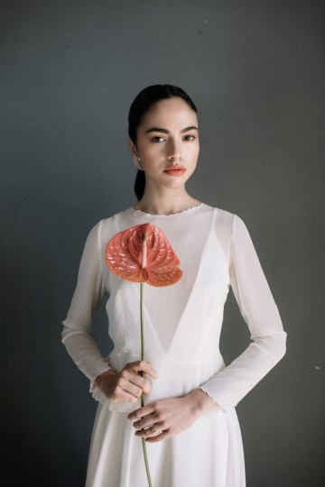 Artistic Avant-Garde Spanish Wedding Inspiration – Vanessa Illi 30