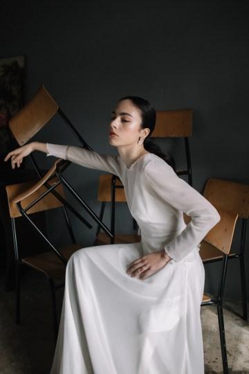 Artistic Avant-Garde Spanish Wedding Inspiration – Vanessa Illi 40