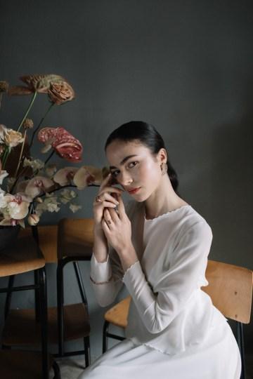 Artistic Avant-Garde Spanish Wedding Inspiration – Vanessa Illi 44