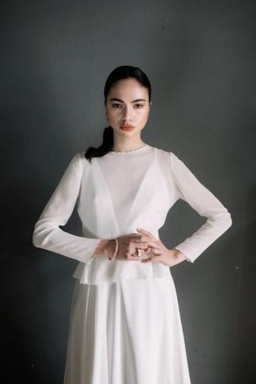 Artistic Avant-Garde Spanish Wedding Inspiration – Vanessa Illi 48